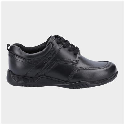 Harvey Boys Black Shoe Sizes 10-2