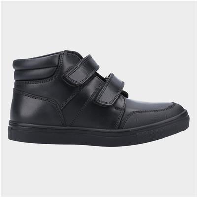 Seth Boys Black Boot Sizes 3-6
