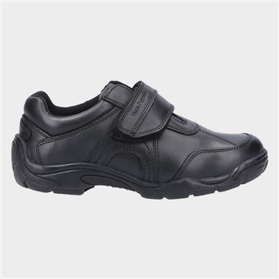 Arlo Boys Black Shoe Sizes 3-6