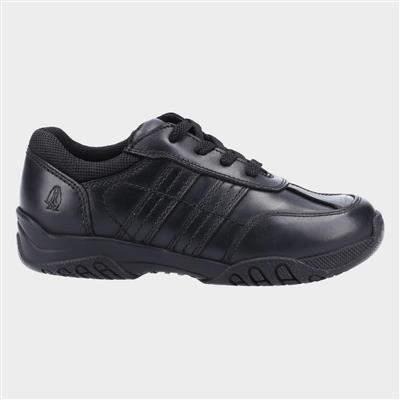 Jezza 2 Boys Black Shoe Sizes 3-6