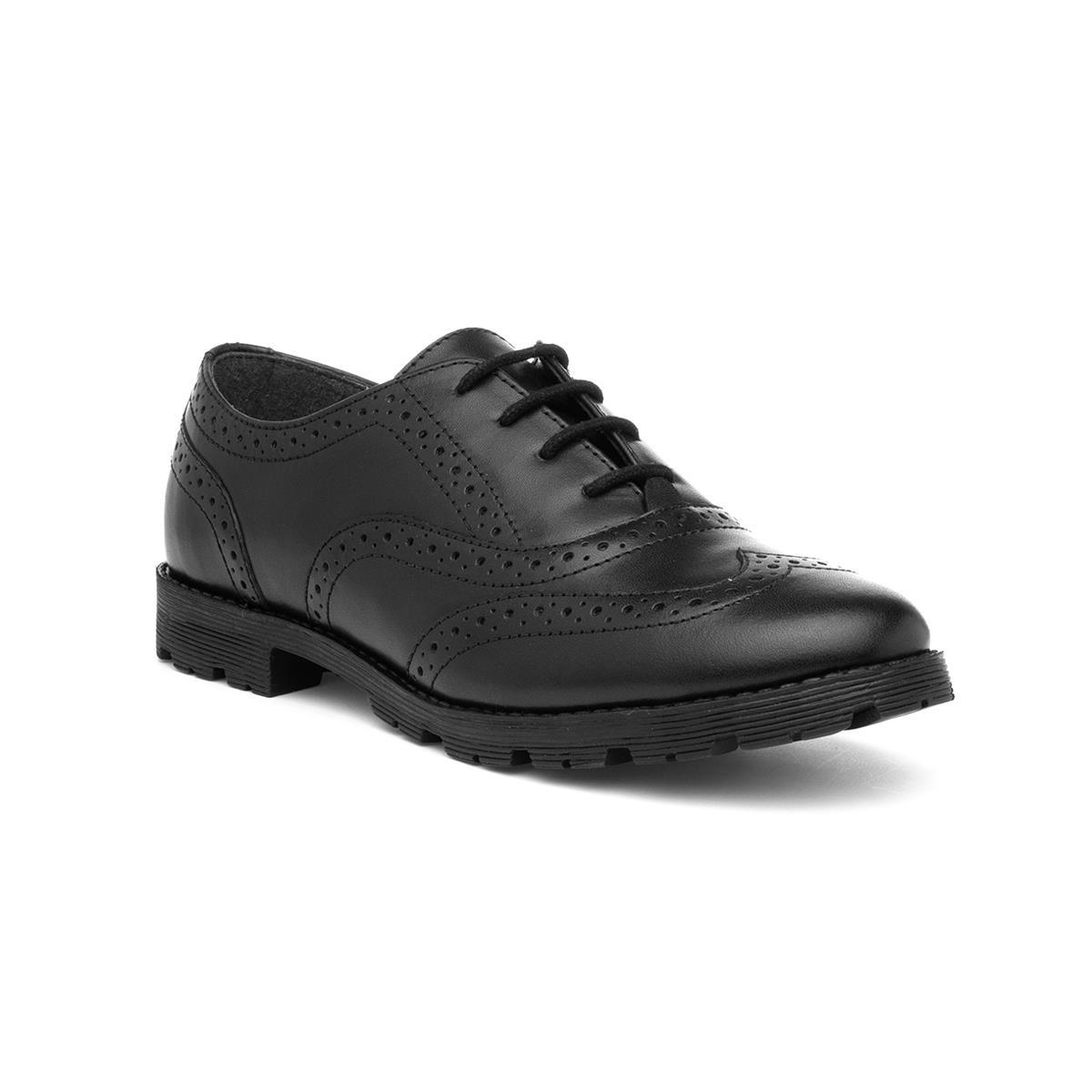 plain black shoes for girls online