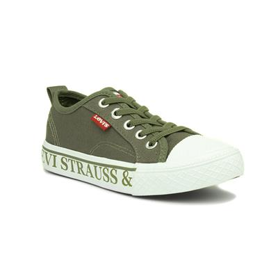 Maui Kids Khaki Speed Lace Canvas