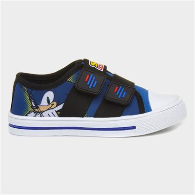 Canvas Shoe in Blue