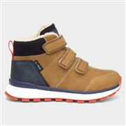 Sprox Boys Easy Fasten Boot in Camel (Click For Details)