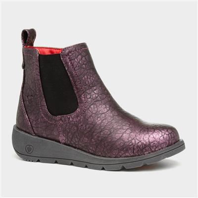 Roxy Girls Purple Boot