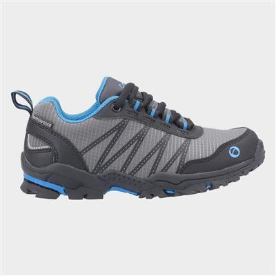Littledean Kids Blue Hiking Shoe