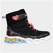 Skechers Girls Sweetheart Lights Love To Shine in (Click For Details)