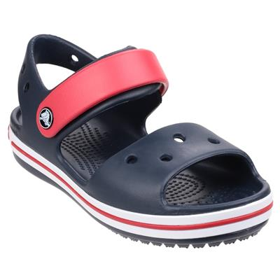 Crocband Kids Sandal in Navy