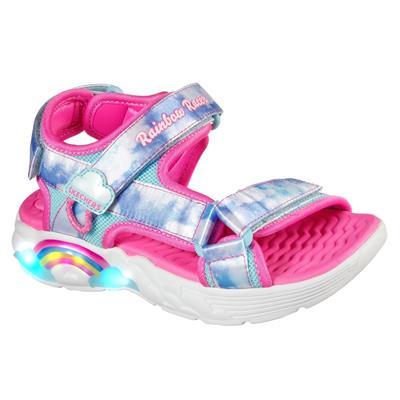 Racer Summer Sky Girls Sandal Sizes 21-26