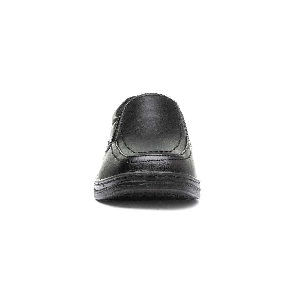 11803c93fa62 Hobos Mens Side Twin Gusset Shoe in Black-50218