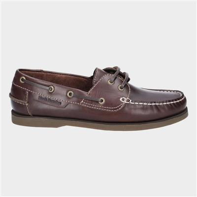 Henry Classic Lace Up Brown Shoe