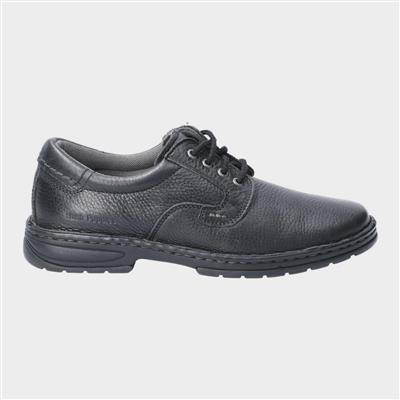 Outlaw II Lace Up Shoe in Black