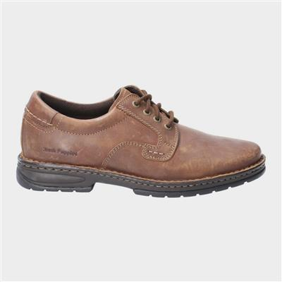 Outlaw II Lace Up Shoe in Brown