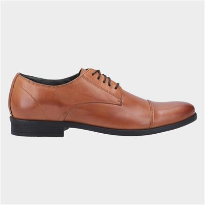 Ollie Cap Toe Lace Up Shoe in Brown