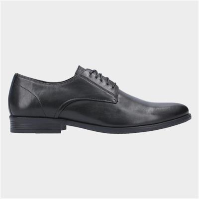 Oscar Clean Toe Shoe in Black