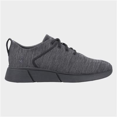 Cooper Lace Up Shoe in Black