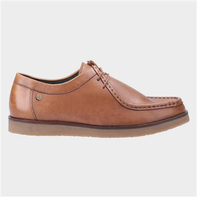 Will Wallabee Lace Up Shoe in Tan