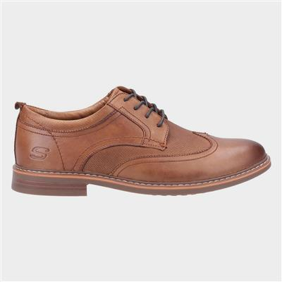 Bregman Modeso Lace Up in Brown