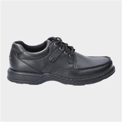 Mens Randall II Lace Up Shoe in Black