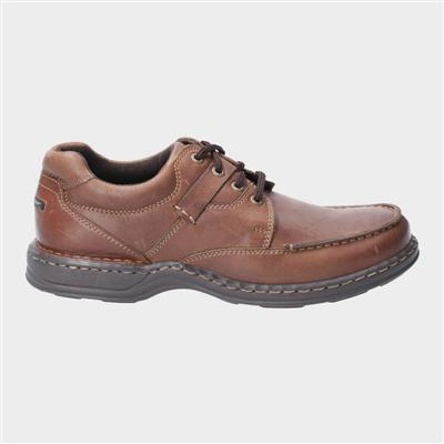 Mens Randall II Lace Up Shoe in Brown