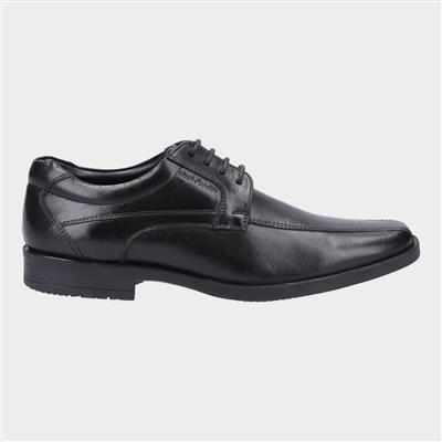 Mens Brandon Lace Up Shoe in Black