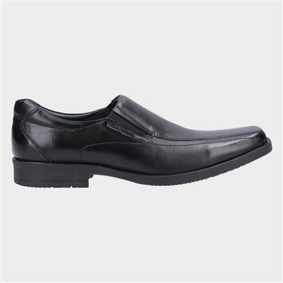 Mens Brody Slip On Shoe in Black