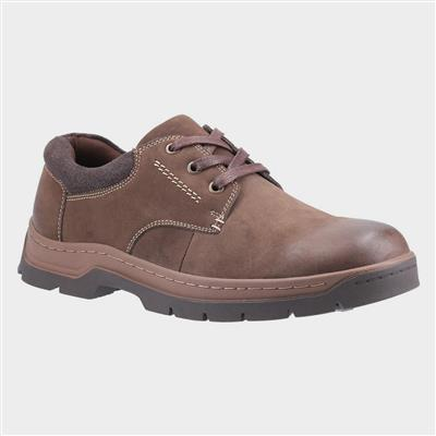 cotswold mens thickwood in brown520056  shoe zone
