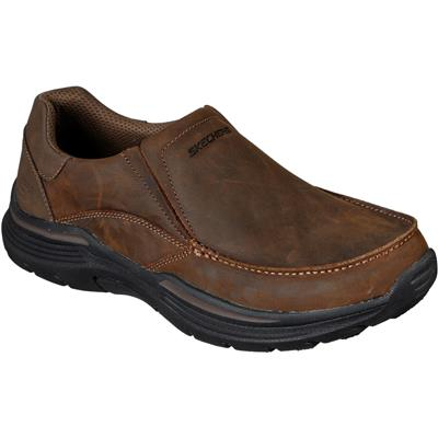 Mens Expended Helano in Brown
