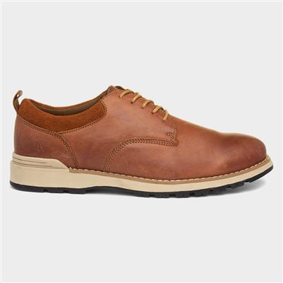 Dylan Mens Tan Lace Up Shoe