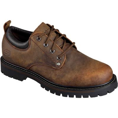 Mens Tom Cats Lace Up Shoe in Brown