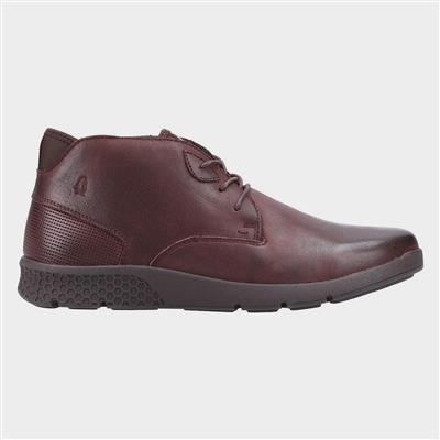 Mens Adam Lace Shoes in Brown