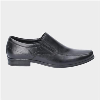 Mens Billy Slip On Shoe in Black