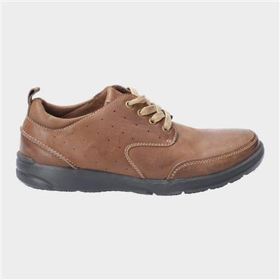 Mens Apollo Lace Up Shoe in Brown