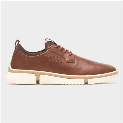 Mens Bennet Oxford Shoe in Brown