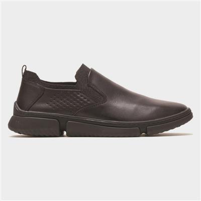 Mens Bennet Slip On Shoe in Black