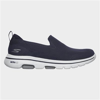 GOwalk 5 Prized Mens Shoe in Navy