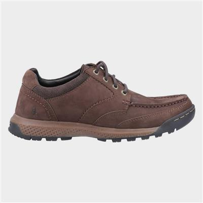 Mens Dominic Lace Shoes in Brown
