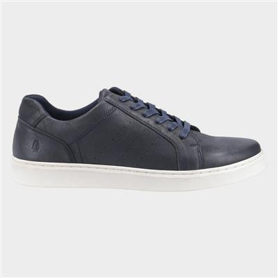 Mason Mens Lace Up Shoe in Navy