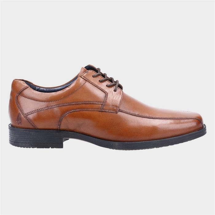 Mens Vintage Shoes, Boots | Retro Shoes & Boots Hush Puppies Brandon Mens Lace Up Shoe in Tan £49.99 AT vintagedancer.com