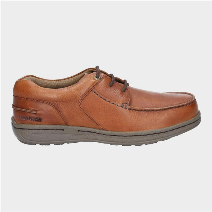 Mens Vintage Shoes, Boots | Retro Shoes & Boots Hush Puppies Winston Victory Mens Shoe in Tan £49.99 AT vintagedancer.com