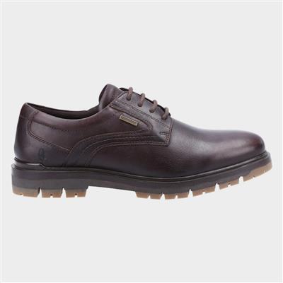 Parker Mens Waterproof Shoe in Brown