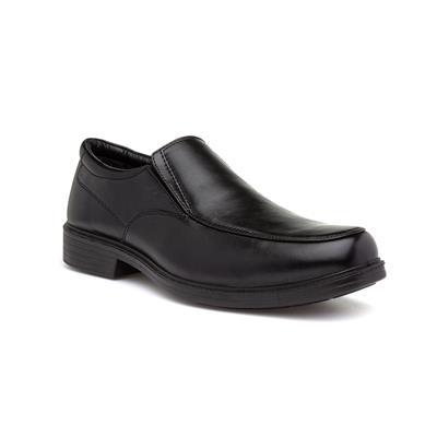Mens Black Slip On Formal Shoe