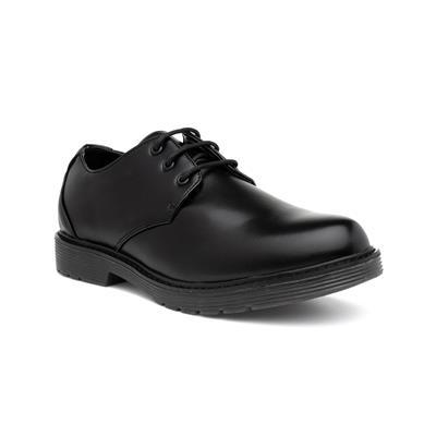 Mens Black Formal Lace Up Shoe