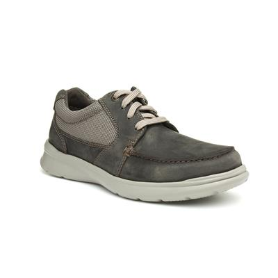 Cotrell Lane Mens Olive Lace Up Shoe