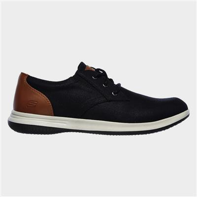 Darlow Remego Lace Up in Black