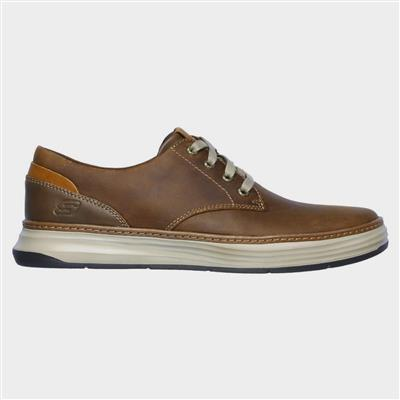 Moreno Gustom Slip On in Brown