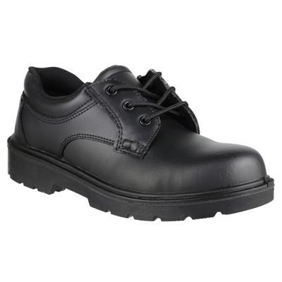Unisex FS41 Safety Shoe in Black