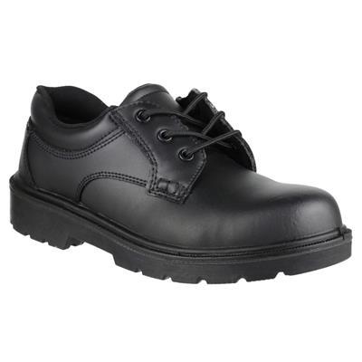 Unisex Gibson Metal Free Black Shoe