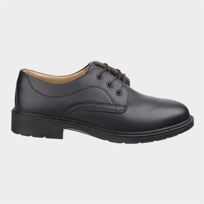 Amblers Safety Unisex FS45 Safety Shoe in Black