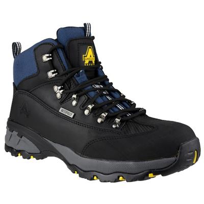 Mens FS161 Black Waterproof Boot